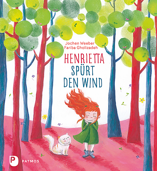 Henrietta Feels the Wind